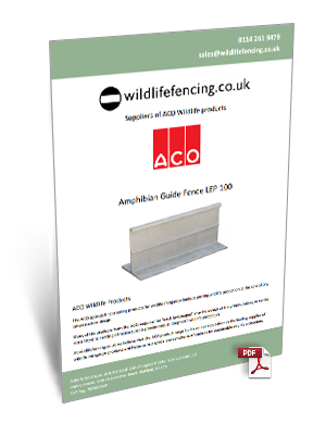 ACO Guide Fence